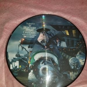 The Nightmare Before Christmas Vinyl record